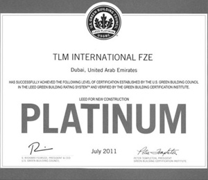 TLM INTERNATIONAL FZE